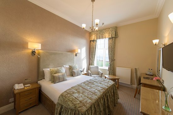 The Belmont Hotel: Double room