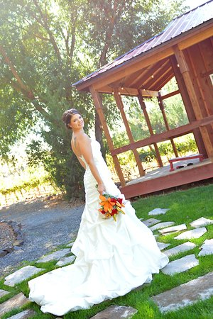 Benton City, WA: One of our first Brides!