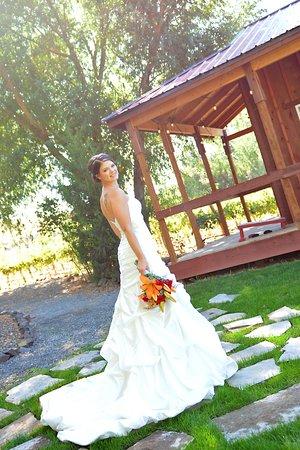 Benton City, Etat de Washington : One of our first Brides!