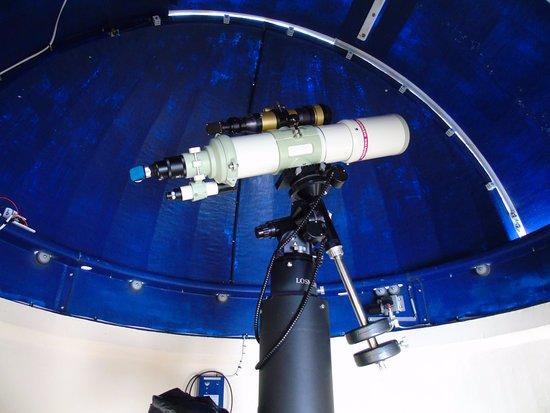 Planetario Dr Jose Hernandez Moreno