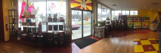 Shawnee on Delaware, PA: Popcorn buddha!! 🍿🍿🍿