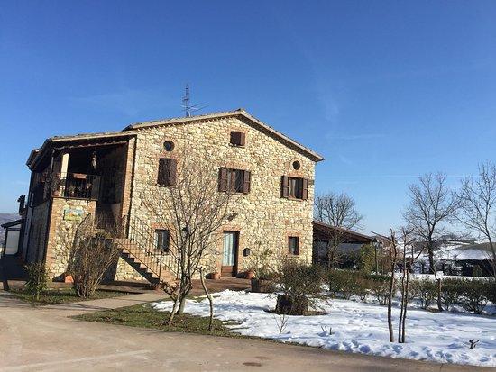 Frontino, Ιταλία: esterno