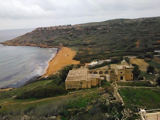 Xaghra, Μάλτα: Der Strand