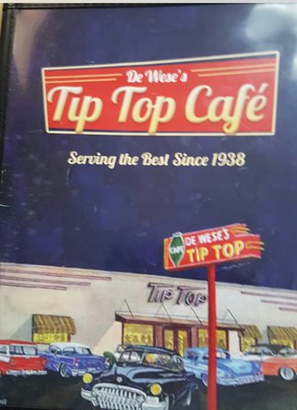 Tip Top Cafe San Antonio Tx Menu