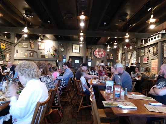 Cracker barrel norman menu prices restaurant reviews for Is cracker barrel open on christmas day