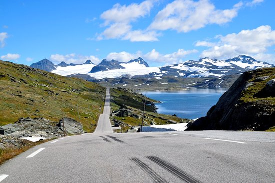Lom, Norge: National Tourist Route Sognefjellet 04