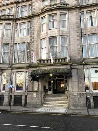 Hallway picture of mercure aberdeen caledonian hotel for 10 14 union terrace aberdeen ab10 1we