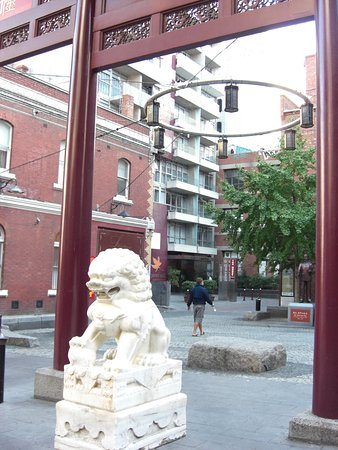 Punthill Little Bourke in Chinatown