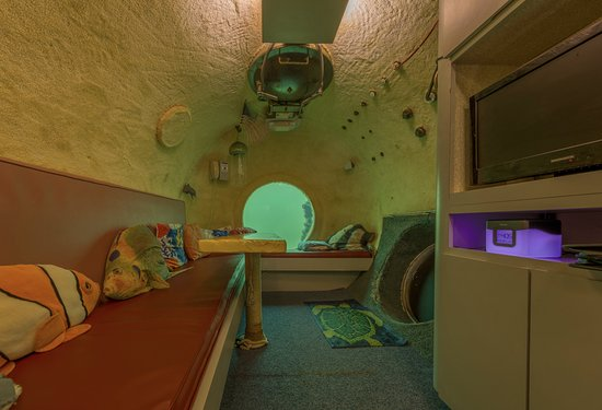 Jules Undersea Lodge Underwater Hotel Rooms