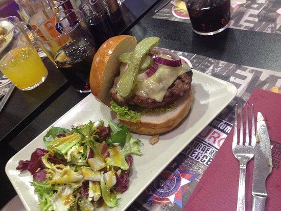 imagen Bbq Burger Galileo en Madrid