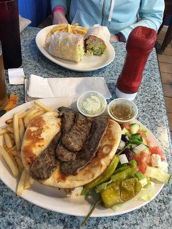 Nice Greek diner