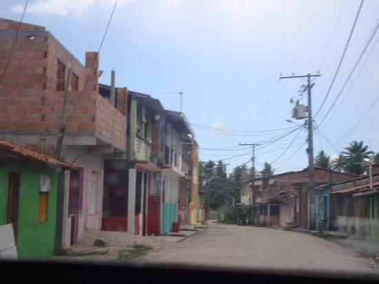 Praia de Garapuá: Uma visita à Vila