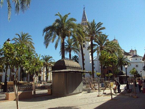 Humilladero situado en la plaza del roc o picture of for Oficina turismo palma