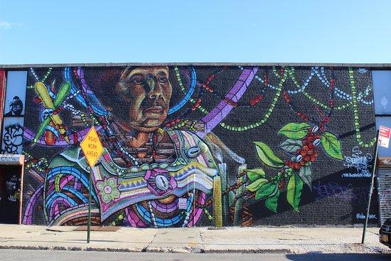 Alternative New York Street Art Tour Brooklyn