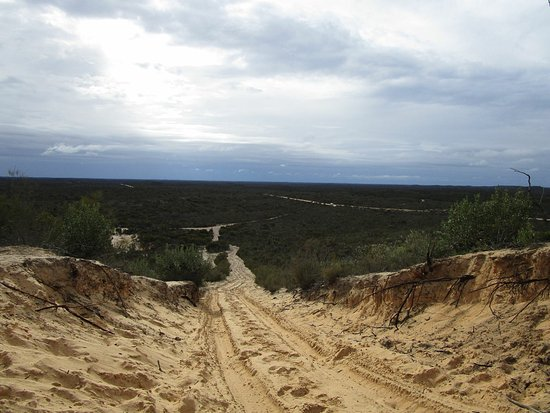 Victoria, Australie : Big Desert Wilderness Park