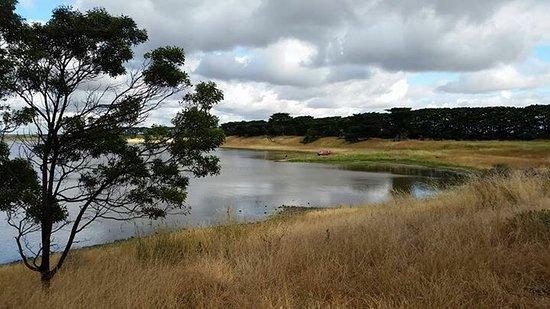 Penshurst, Австралия: Lake Linlithgow
