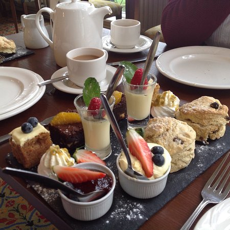 Makeney Hall Hotel: Lovely, fresh and very tasty