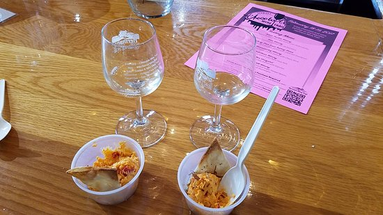 Hermann, MO : Wine & Cheese Trail