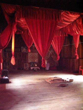 Ayurveda Yoga Villa: Salle réservée à la Puja et la méditation