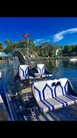 Top Gun Airboat Rides