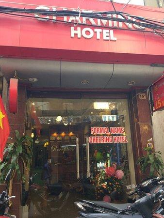 Hanoi Charming Hotel: IMG_20170128_113211_large.jpg