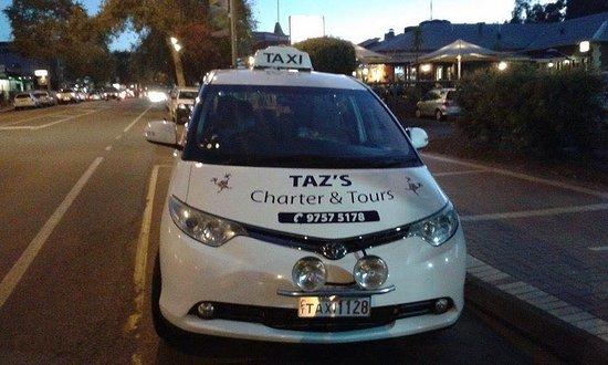 Taz's Taxi