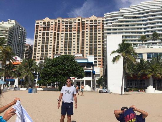 Marriott's BeachPlace Towers : Excelente ubicación Departamentos espaciosos, muy bien equipados