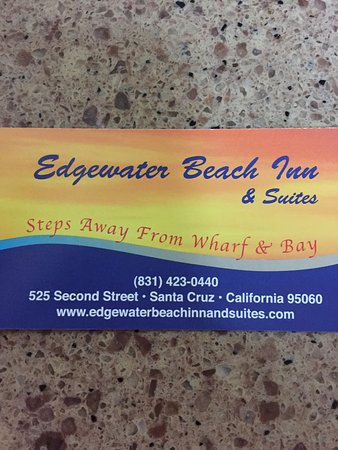 Edgewater Beach Motel: What a wonderful place!