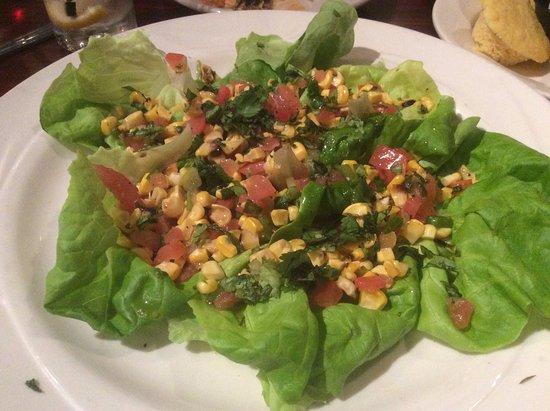 Orange, นิวเจอร์ซีย์: Corn salad