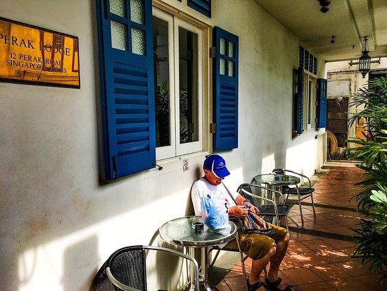 Perak hotel scenes and surrounding markets