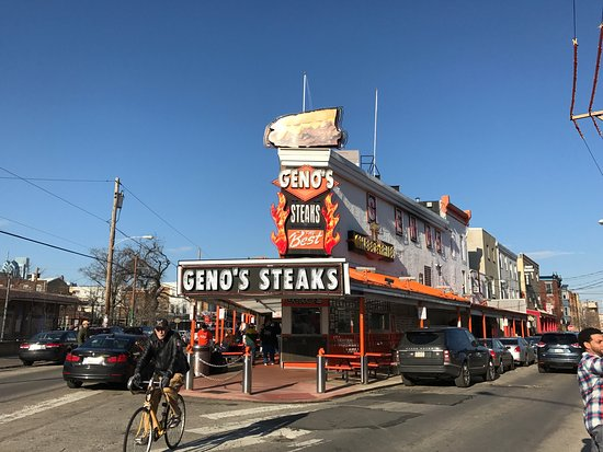 Geno's Steaks - Picture of Geno's Steaks, Philadelphia - TripAdvisor