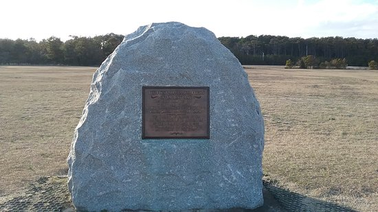 Wright Brothers National Memorial: 20170127_160447_large.jpg