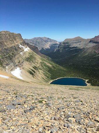 West Glacier, Монтана: Pitamikin Pass