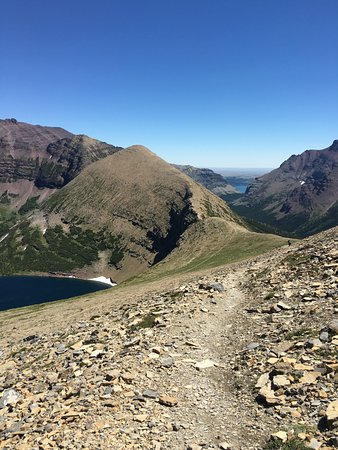 West Glacier, MT: Pitamikin pass