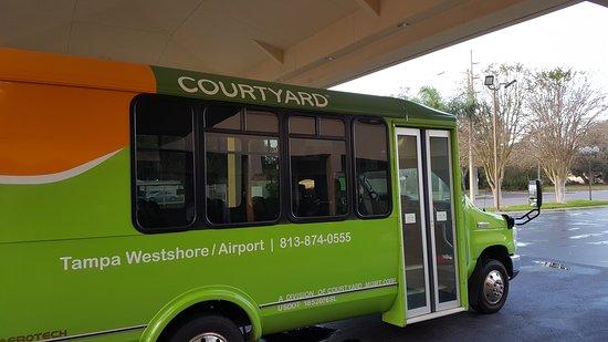 Courtyard Tampa Westshore/Airport: 20170123_075847_large.jpg
