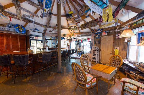 Pirates Point Resort: Our unique Bar & Clubhouse