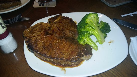 Oak Ridge, TN: Porterhouse