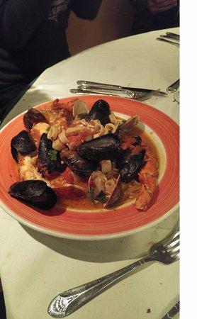 South Hackensack, نيو جيرسي: pesce soup