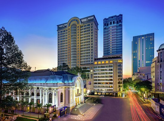 Caravelle Saigon: The Caravelle in the Heart of Saigon since 1959