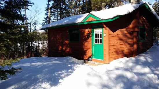 Isabella, MN: Rustic cabin