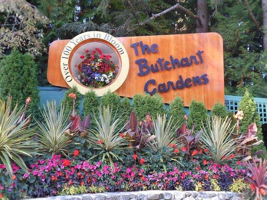 Butchart Gardens: photo0.jpg