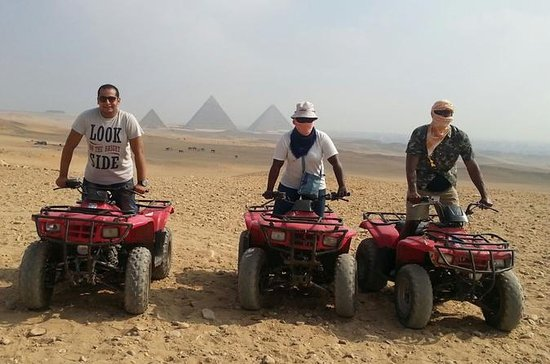 Private Day Tour: Giza Pyramids and...