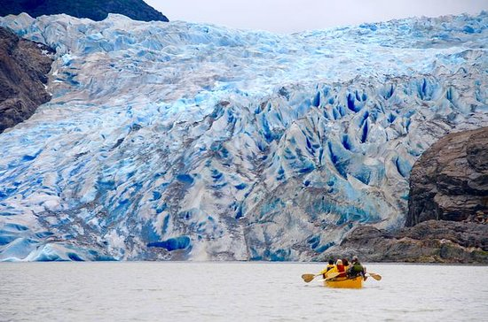Mendenhall Glacier Canoe Paddle and