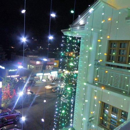 The Silver Tips: Silver Tips Hotel - Munnar, India