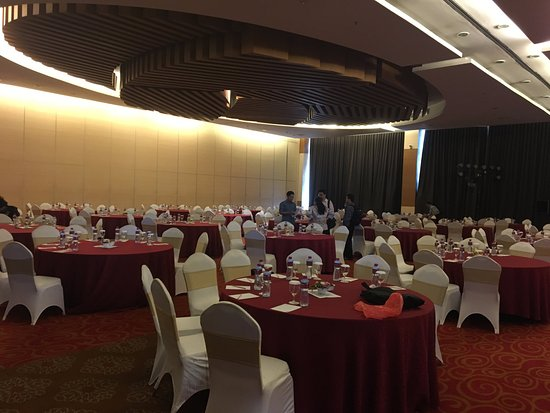 Ballroom picture of atria hotel malang malang tripadvisor atria hotel malang ball room junglespirit Images