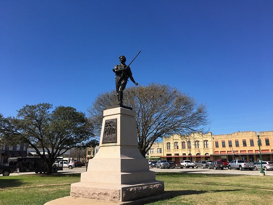 ‪Texas Heroes Square‬