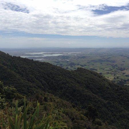 Really cool vista at the top