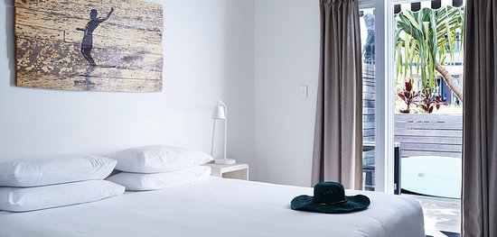 Atlantic Byron Bay: Simple Room