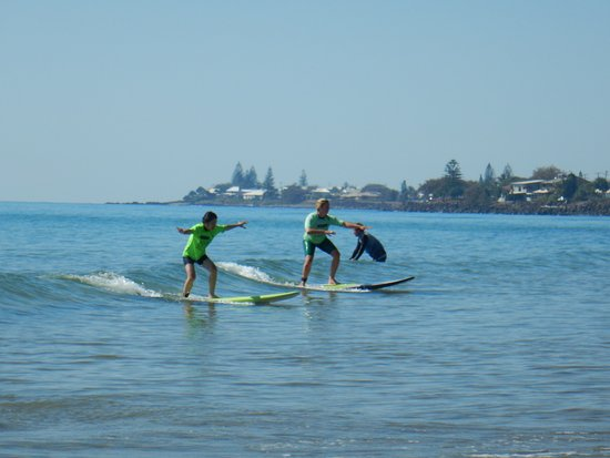 Enviro Reefs Paddle & Surf School