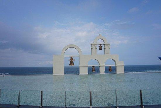 Daemyung Sol Beach Hotel And Resort Samcheok 산토리니 컨셉이에요